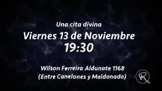 """Sandra Galmes Ministerio """"En Honor a Él"""" Chile Invitando a """"SEDIENTOS"""""""