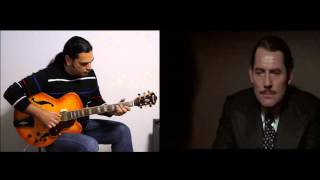 The entertainer - El golpe - Scott Joplin - Guitarra