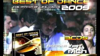 BEST OF DANCE 2009 - A SELECTION BY D'JAY RICH