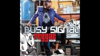 Busy Signal-Running From The Law{ft....Romain Virgo &Excolevi]REGGAE MUSIC AGAIN ALBUM 2012].wmv