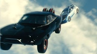 Fast & Furious 7 – Behind the Scenes of the Plane Drop width=