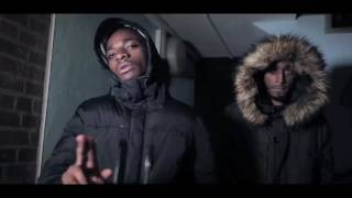 Sneakbo X J Boy - War (Music Video) @Sneakbo @Jboymg1 @itspressplayent