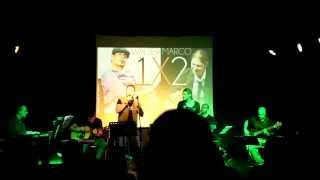 "1X2 (Live Acoustic Show) - WALTER PRADEL & MARCO ZORZETTO ""La Misura"""
