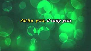 Danny - If only you karaoke