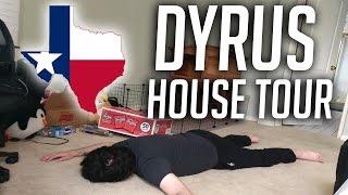 Dyrus - New House Tour!