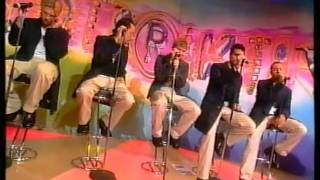 I want it that way - world premiere - 1999 - Backstreet Boys