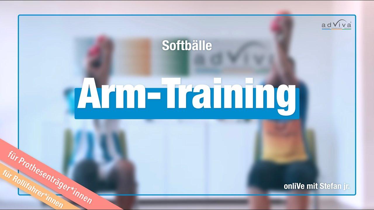 Workout für Prothesenträger*innen - Händetraining