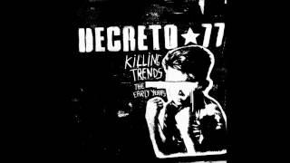 """Decreto 77 -""""You Don't Move An Inch"""" Demo Version (Full Album Stream)"""