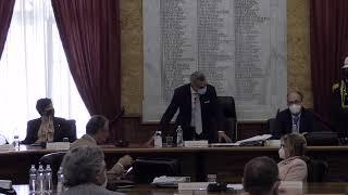 Consiglio Comunale di Marsala del 28/10/2020