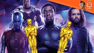Avengers Infinity War WILL Go for one OSCAR