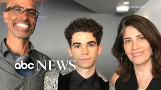 Cameron Boyce's family share their story about his life and death