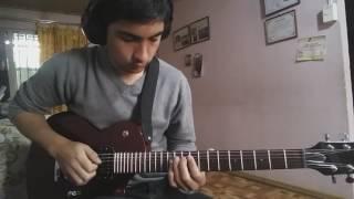 Te dare alabanza y honor-  Solo de guitarra