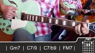 Amar pelos dois - Guitar Chords Tutorial-Salvador Sobral Luisa Sobral