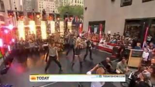 Kesha - Tik Tok (Live Today Show)