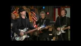Roger McGuinn and Marty Stuart - My Back Pages