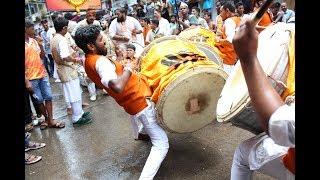 Mahakal Dhol Tasha Pathak, Mahalxami, Mumbai 13 August 2017 Part-1