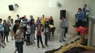 Ministério Vinde a Cristo- Unção do Espírito Santo Parte 3 (19-06-11)