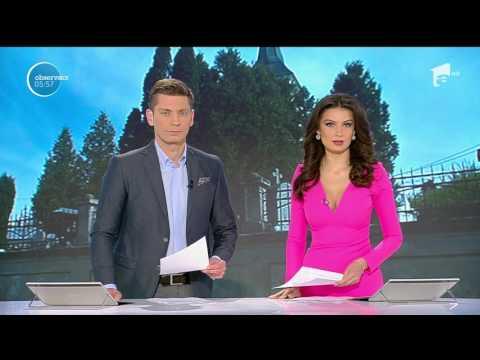 Observator TV 19/04/2017 - Ştirile zilei