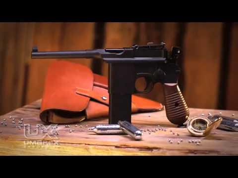 Video: Legends C96 CO2 BB Pistol | Pyramyd Air