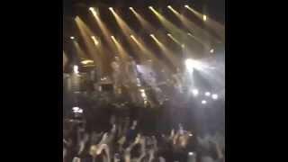 Gravação 4º DVD Luan Santana Acústico - Escreve ai