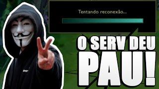 O SERV DEU PAU ♪♪ Part. Pato Papão ( Paródia Drag Me Down - One Direction )