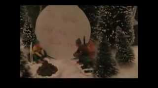 So This Is Christmas - Celine Dion - Lyric video