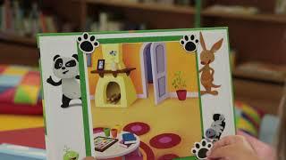 Canal Panda - caixa magnética