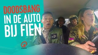 Kan Fien echt zo slecht autorijden? // Mattie, Fien & Igmar