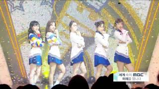 【TVPP】Red Velvet - Rookie, 레드벨벳 - 루키 @Show Music core Live