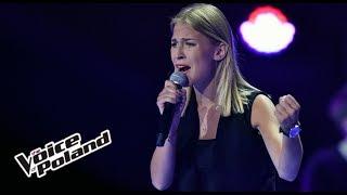 """Małgorzata Hodurek - """"Hurt"""" - Przesłuchania w Ciemno - The Voice of Poland 8"""