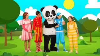 Aprender é Fixe! Panda e os Caricas - Segurança Rodoviária