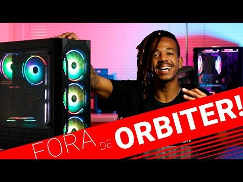 GABINETE FORA DE ORBITER! - LANÇAMENTO DT3