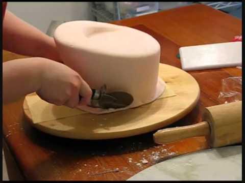 Hammaddeler.com - Sevgililer Günü Pastası Yapımı