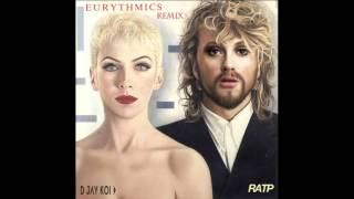 EURYTHMICS - SWEET DREAMS (TRAP REMIX BY D JAY KOI & RATP) BEST REMIX 2016