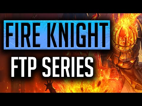 RAID | Fire Knight Free to Play Series | New Starter Series