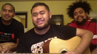 Give Love A Try - Nick Jonas, T.J, and Jah-Day(Cover)