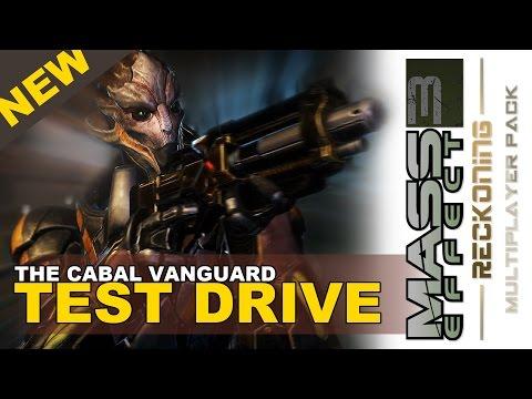 ME3M: Cabal Vanguard Test Drive