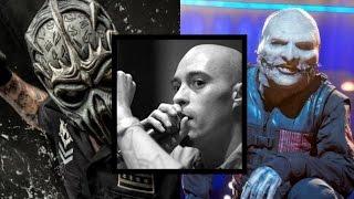 Vocalista de Mushroomhead admite que Slipknot es MEJOR Banda