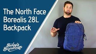 The North Face Borealis Backpack Walkthrough - Benny's Boardroom