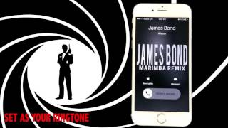 James Bond Theme Marimba Remix Ringtone