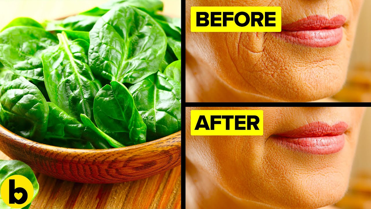 9 Anti-Aging Foods to eat when you're over 40