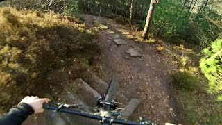 early bird rides a trail -subtitled-