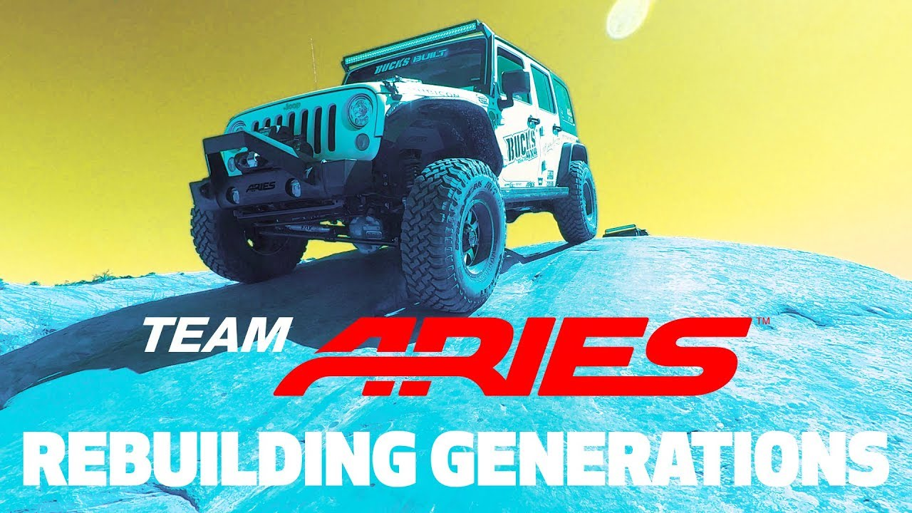 Rebuilding Generations Easter Jeep Safari Video