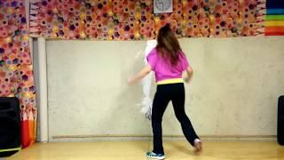 Reggaeton Zumba® Choreography routine SOLO