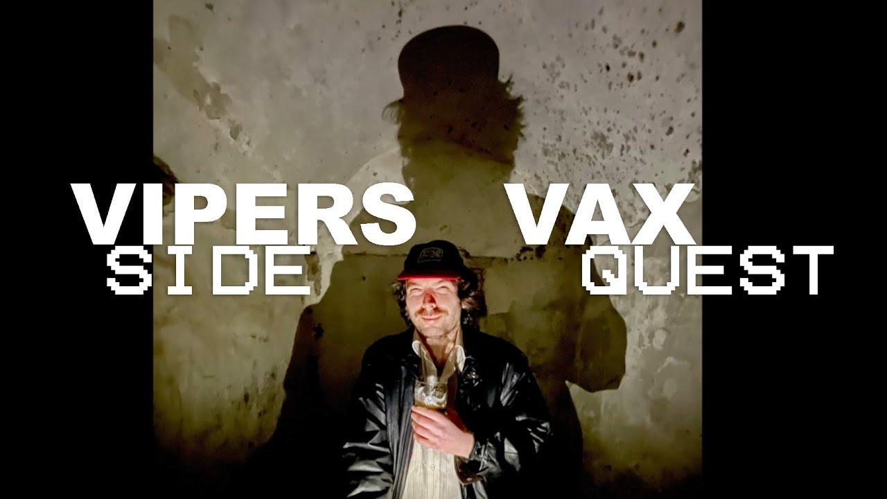 "Viper's Vax: ""Dolores Castle"" 😂😂"