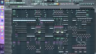 The Chainsmokers - Don't Let Me Down Ft. Daya (FL Studio Remake By NJBZX) (FLP+Instrumental)