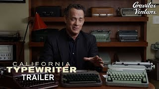 California Typewriter | Tom Hanks | John Mayer Documentary Trailer