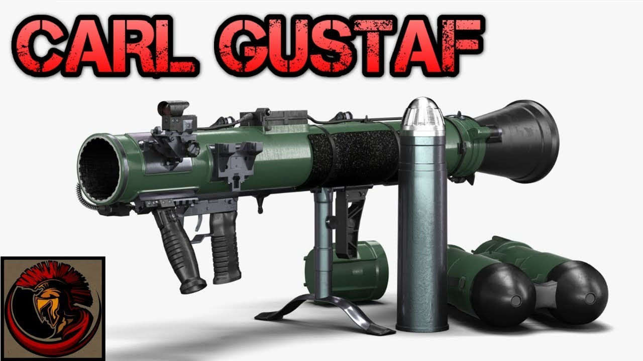 Carl Gustaf Recoilless Rifle - Swedish Firepower
