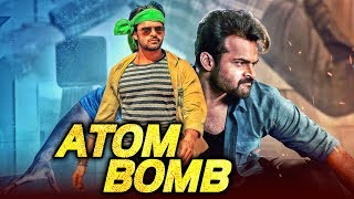 Atom Bomb (2019) Telugu Hindi Dubbed Full Movie | Sai Dharam Tej, Larissa Bonesi, Mannara Chopra