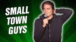 Robert Puncher - Small Town Guys (Stand Up Comedy)